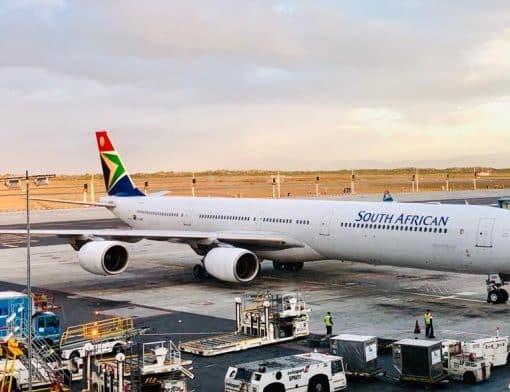 airbus South African Airways