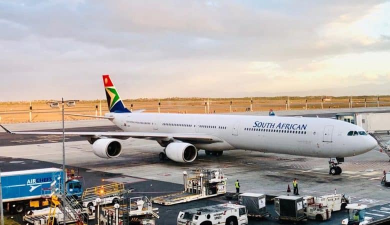 airbus South African Airways