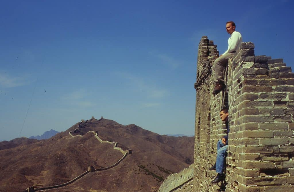 Grande Muralha da China em Simatai