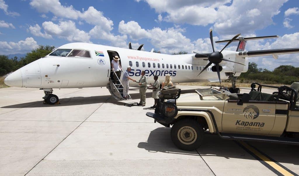Aeroporto da região do Kruger
