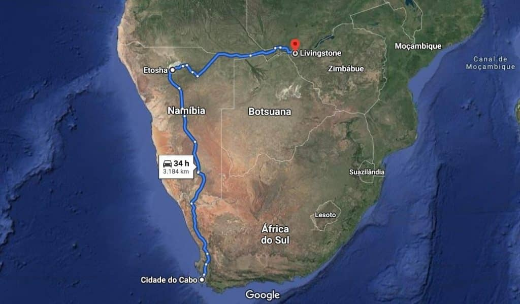 Cape-Town-Livingstone