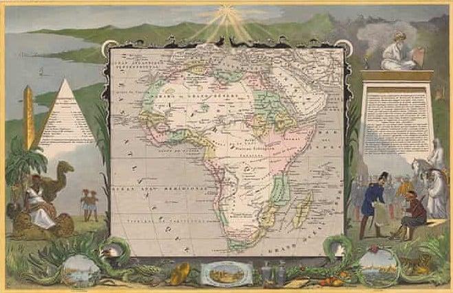 Africa Levasseur