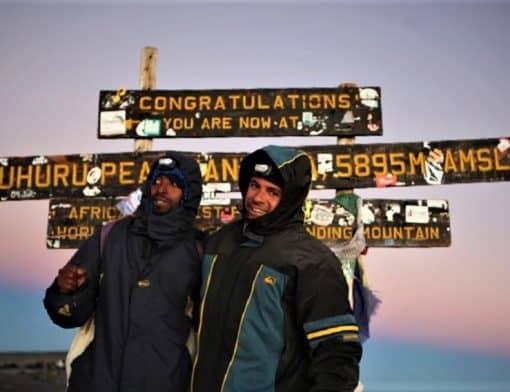 Pico do Kilimanjaro